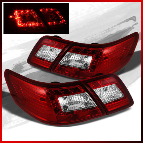 Camry LED Red Clear